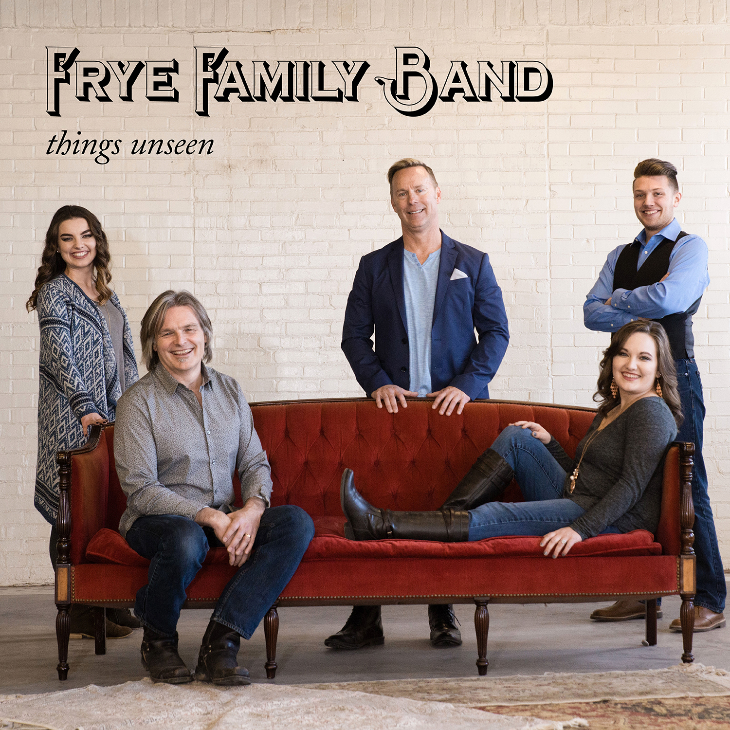Things Unseen – Frye Family Band