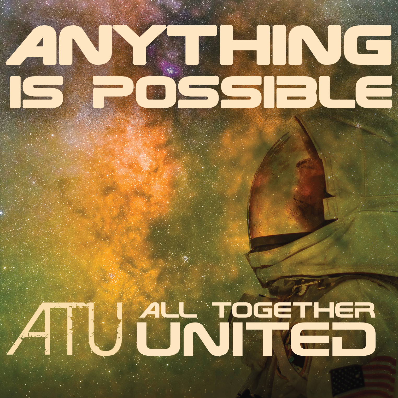Anything Is Possible – Single (drops to radio 3/26)